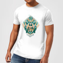Aquaman Seven Kingdoms Men's T-Shirt - White