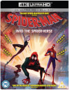 Spider-Man: Into The Spider-Verse 4K Blu-ray