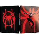 Spider-Man: Into The Spider-Verse - Zavvi Exclusive Steelbook