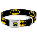 Buckle-Down DC Comics Batman Shield Dog Collar (Various Sizes)
