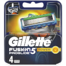 Fusion5 ProGlide Power Razor Blades - 4 Count