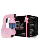 MineTan Bronze Babe Personal Spray Tan Kit - Pink 50ml