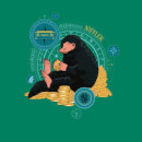 Fantastic Beasts Niffler Men's T-Shirt - Kelly Green
