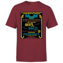 Fantastic Beasts Les Plus Grand Des Cirques Men's T-Shirt - Burgundy