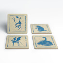 Fantastic Beasts Creature Coaster Set