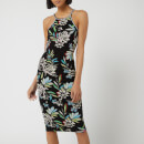 Superdry Women's Tiana Midi Dress - Alice Tropical