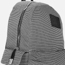 Superdry Women's Jersey Stripe Montana Backpack - Black Sparkle Stripe