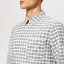 A.P.C. Men's Atelier Shirt - Blue