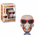 Dragon Ball Z Master Roshi (Peace Sign) EXC Pop! Vinyl Figure