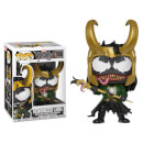 Marvel Venomized Loki EXC Pop! Vinyl Figure