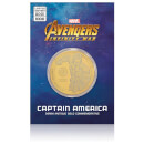 Marvel: Infinity War Collectable Commemorative Coin Set of 10 - Zavvi Exclusive (Limited to 1000)