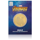 Marvel: Infinity War Collectible Commemorative Coin Set of 10 - Zavvi Exclusive (Limited to 1000)