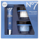 No7 Lift and Luminate Triple Action Skincare System 1.6oz (Worth $88)