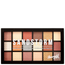 Barry M Cosmetics Baked Eyeshadow Palette Sandstorm