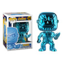 Marvel Thanos Blue Chrome EXC Pop! Vinyl Figure