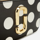 Marc Jacobs Women's The Dot Snapshot Bag - Black Multi