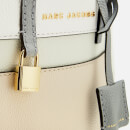 Marc Jacobs Women's Mini Grind Tote Bag - Moon White Multi