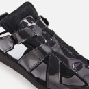 Maison Margiela Men's Cut Out Sandals - Black Fume - EU 43/UK 9