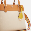 Tory Burch Women's Robinson Canvas Tote Bag - Natural