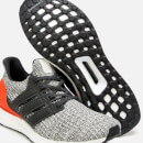 adidas Men's Ultraboost Trainers - Raw White/Carbon/Active Orange