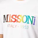 Missoni Men's Logo T-Shirt - Off White