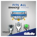 Mach3 Turbo Razor Blades for Men