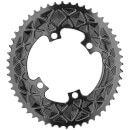 AbsoluteBLACK Shimano 4 Bolt Oval Road Chainring