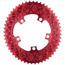 AbsoluteBLACK Shimano 5 Bolt Oval Road Chainring