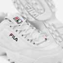 FILA Women's Disruptor 2 Premium Trainers - White