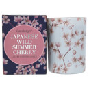 Candlelight Japan Wild Summer and Cherry Candle in Gift Box