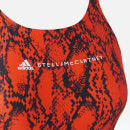 adidas by Stella McCartney Women's Swimsuit - Bold Orange