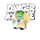 Danger Mouse Greenback Men's T-Shirt - White