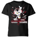 Danger Mouse DJ Kids' T-Shirt - Black
