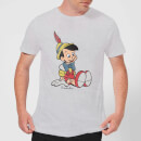 Disney Pinocchio Classic Men's T-Shirt - Grey