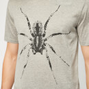 Lanvin Men's Spider Print T-Shirt - Grey