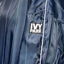 Ivy Park Women's Active Baseball Stripe Jacket - Ink
