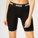 Ivy Park Women's Active Logo Cycling Shorts - Black