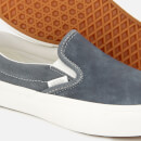 Vans Washed Nubuck Slip-On 59 Trainers - Ebony/Blanc