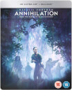 Annihilation - Zavvi UK Exclusive Steelbook 4K Ultra HD