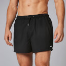 Atlantic Swim Shorts - Black - XS