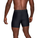 Under Armour Tech 6 Inch 2-Pack Boxerjocks