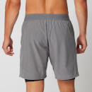 Power Double-Layered Shorts - Grå - XS