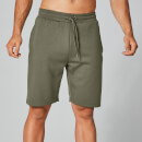 Form Pro Sweatshorts - Forest Green - XS