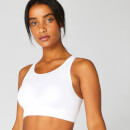 Shape Seamless Ultra Sports Bra — White - XS