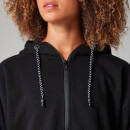 Myprotein Oversized Sweat Hoodie - Black - XS