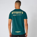 Myprotein Crew Triple Graphic T-Shirt - Alpine - XS