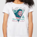 Star Wars Lando Rock Poster Women's T-Shirt - White