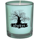 Harry Potter Glass Candle - Always