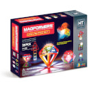 Magformers LED Lighted Set - 55 Pieces
