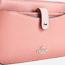 Coach Women's Colorblock Pop Up Messenger Bag - Light Blush Multi